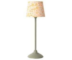 lampadaire miniature menthe maileg