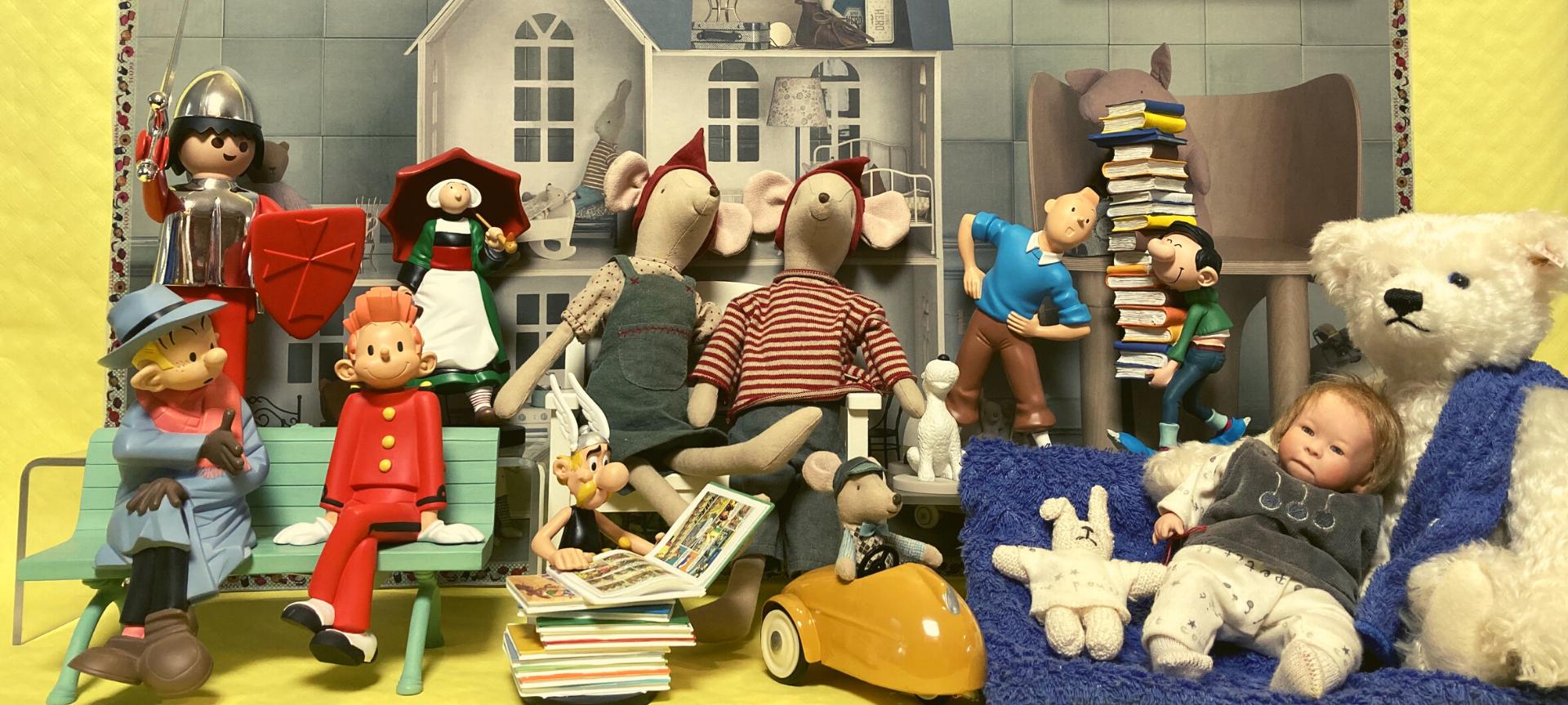jouets de création et de collections jouets des 4d