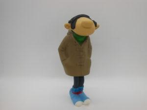 gaston lagaffe duffle coat