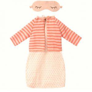 set-best-friend-maileg-chemise-de-nuit-corail-16-8940-02