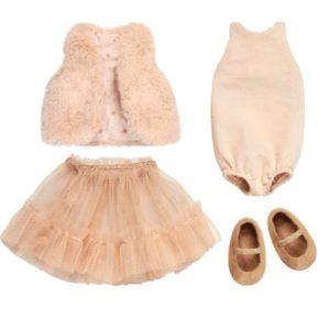 tenue-Maileg-de-princesse-danseuse 16-7226-00 ET 16-4251-00
